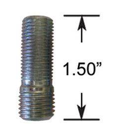 Wheel Stud - Thread In - M14 1.5 to 1/2  (1.5 Long)