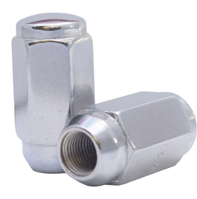 841168N Lug Nut | Duplex Acorn 2.00 Long [7/8 Hex] 14mm 1.50 Lugs