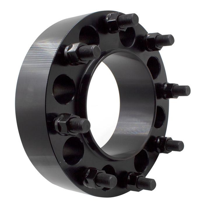 Wheel Adapter - 6061 Billet Aluminum - 8x180-8x180 (2.0) HC 124.10 (M14 1.5)