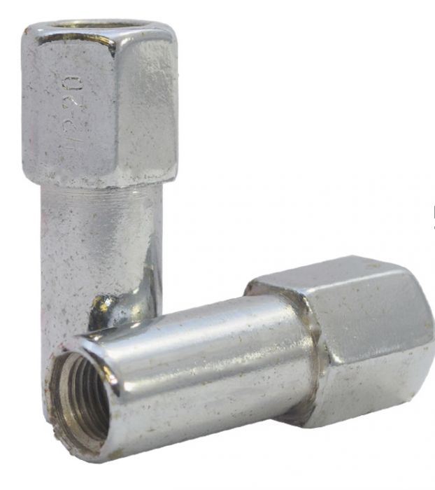 891142 Lug Nut   OE Crager SST 1.38 Shank [13/16 Hex] 1/2 Lugs