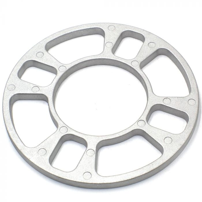 Wheel Spacer - Die Cast Aluminum - 4/5 Lug (100mm/4.25-120mm/4.75)(8mm or 5/16)