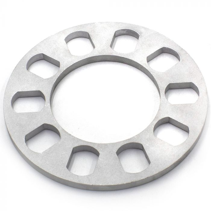 Wheel Spacer - Die Cast Aluminum - 5 Lug (100mm/4.25-120mm/4.75 )(8mm or 5/16)
