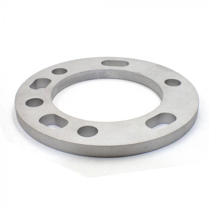Wheel Spacer - Die Cast Aluminum - 5/6 Lug (135mm/5.5 )- 12mm / 1/2
