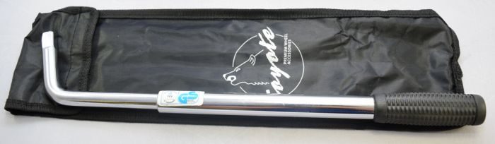 Monkey Wrench Handle in Bag