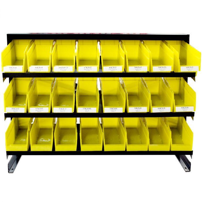 Rack - Lug Bins - Lug Bins (24 Bins)