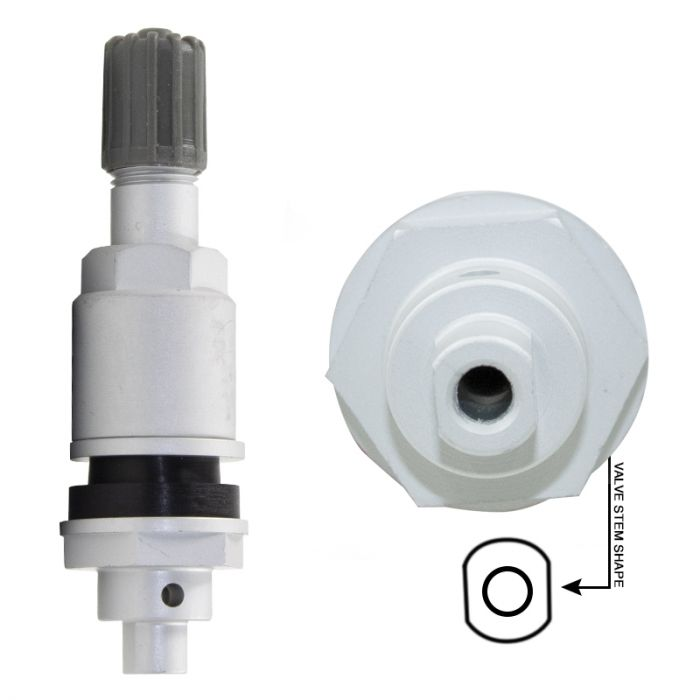 TPMS - PDQ Replacement Valves - OE Metal Finish