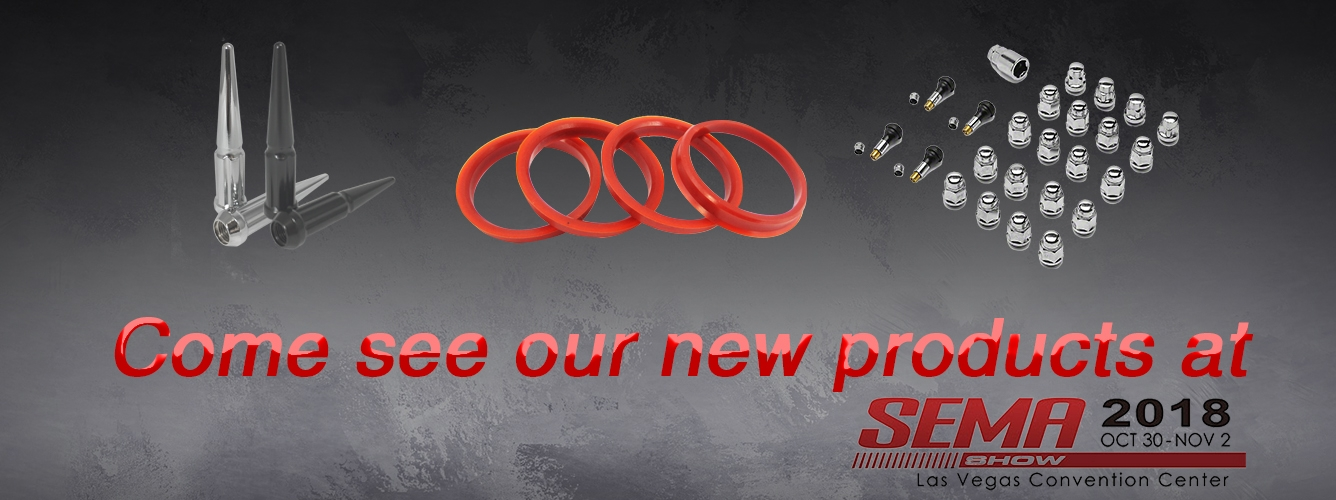 SEMA New Products Wheel Accessories